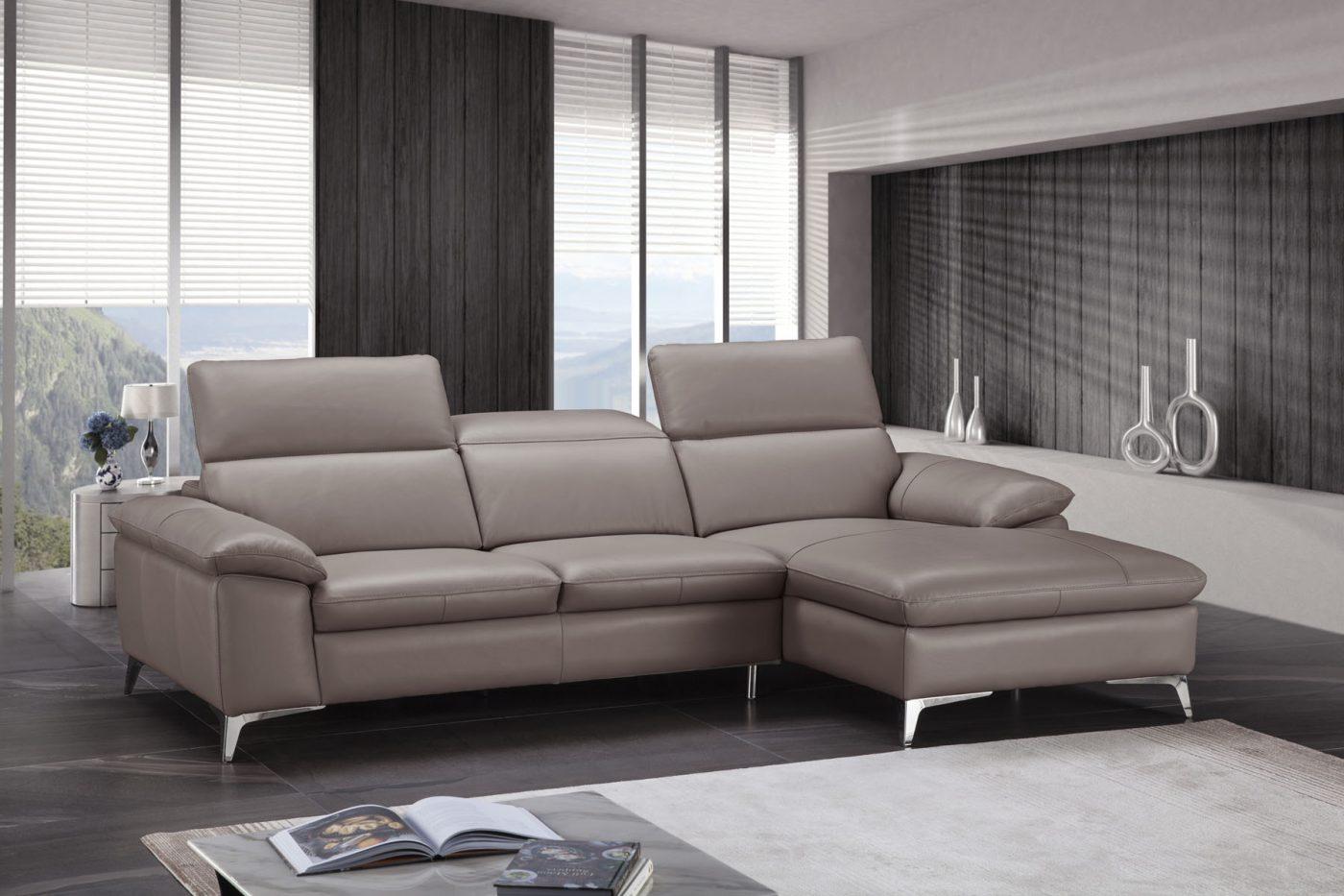 echt leder sofa florenzi. Black Bedroom Furniture Sets. Home Design Ideas